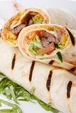 Tortilla Wrap Stock Image