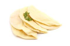 Tortilla Wrap Bread Royalty Free Stock Photos