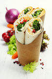 Tortilla wraps Stock Images