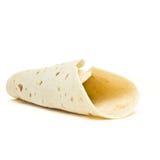 tortillaomslag Royaltyfri Fotografi
