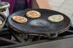 Tortillas καλαμποκιού Στοκ φωτογραφία με δικαίωμα ελεύθερης χρήσης