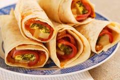 Tortillas Stock Photo