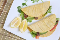 Tortillas Stock Photo