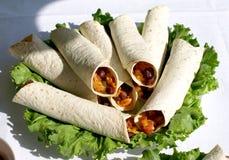tortillas Arkivfoton