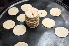 Tortillas Royalty Free Stock Photo
