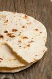 Tortillas frescas imagenes de archivo