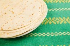 Tortillas mexicanas Imagenes de archivo