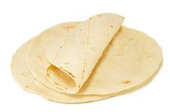 Tortillas mexicanos Imagem de Stock