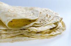 Tortillas Stock Photography