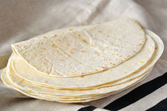 Tortillas Royalty Free Stock Photo