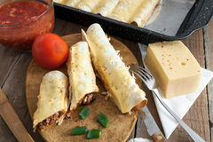 Tortillasjalar Royaltyfria Foton