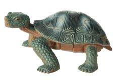 Tortoise Figurine Royalty Free Stock Photography