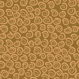 Tortoiseshell seamless pattern Stock Photography