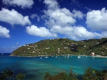tortola νησιών στοκ εικόνες