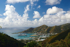 Tortola Royalty Free Stock Images