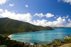 Tortola Royalty Free Stock Photography