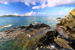 Tortola British Virgin Islands Royalty Free Stock Images