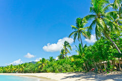 Tortola, British Virgin Islands Stock Image