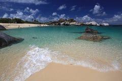 Tortola, Britse Maagdelijke Eilanden Stock Foto's