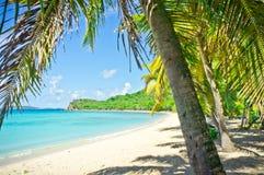 Tortola, Britse Maagdelijke Eilanden stock afbeeldingen