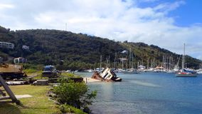 Tortola, BVI, Caribbean Stock Image