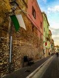 Tortoreto, Italia Fotos de archivo