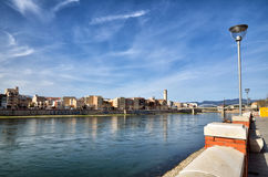 Tortosa, medieval town in Catalonia, Spain Royalty Free Stock Images