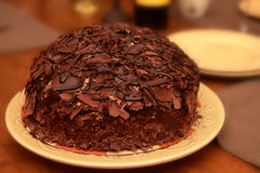 tortowa czekolada Obraz Royalty Free