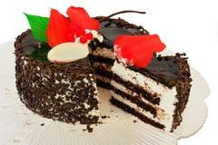 tortowa czekolada Obrazy Royalty Free