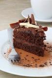 tortowa czekolada Obrazy Stock