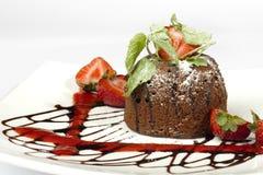 tortowa czekolada Fotografia Stock