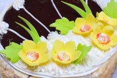 tortowa czekolada Zdjęcia Stock