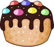tortowa czekolada ilustracji