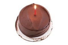 tortowa czekolada frosted Zdjęcie Stock