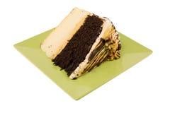 tortowa czekoladowa wanilia Zdjęcia Royalty Free