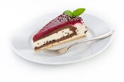 tortowa czereśniowa czekolada Obrazy Royalty Free