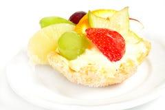 tortowa owoc Obraz Stock