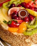 tortowa owoc Zdjęcia Stock