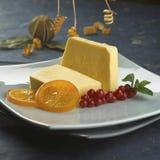 tortowa pomarańcze Zdjęcia Stock