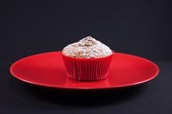 tortowe dokrętki pudrowali cukrowy smakowitego Zdjęcia Royalty Free