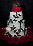 tortowy ślub Zdjęcia Royalty Free