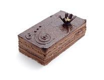 tortowy czekoladowy karmowy cukierki Fotografia Stock