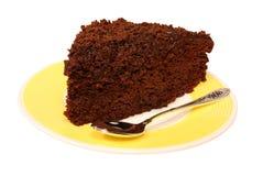 tortowy czekoladowy smakowity Obraz Stock
