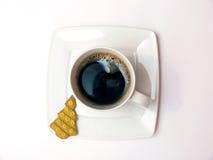 tortowy kawowy imbir Fotografia Royalty Free
