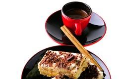 tortowy kawowy turkish Fotografia Royalty Free