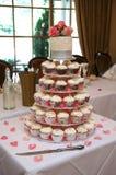 tortowy ślub Fotografia Stock