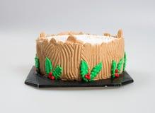 tortowy lub czekoladowy tort na tle Zdjęcie Stock