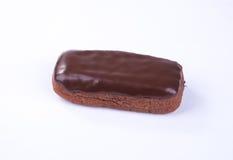 tortowy lub czekoladowy tort na tle Fotografia Stock