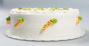 tortowy lub urodzinowy tort na tle Obrazy Stock