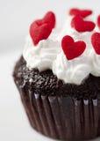 tortowy s świętego valentine Zdjęcie Stock